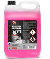 Kühlerfrostschutz Kühler G12 Antifreeze 5 Liter Fertiggemisch -35°C rot rosa
