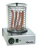 Bartscher A120401, Hot Dog-Dämpfer, Edelstahl, Edelstahl, 1000 W, 260 mm, 295 mm