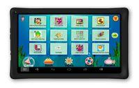 Axxo 10 Zoll Kinder Tablet Model ST-215 in der Farbe Schwarz; ST-215B