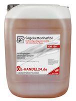 KM 100 (20 Liter) Hochleistungs Sägekettenöl 20 Liter Kanister Kettenöl