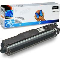 Kompatibel Toner Brother TN-243BK, TN-247BK Schwarz Farbe Black Tonerpatrone für 3.000 Seiten von D&C