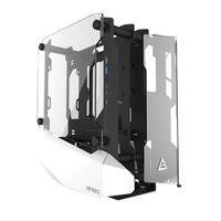 Antec Striker - Mini Tower - PC - Aluminium - Stahl - Transparent - Weiß - ITX - Gaming