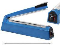 Folienschweißgerät Kontaktschweißen 400W 1-8Sekunden 300mm Schweißnaht bis 0,4mm 6667