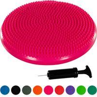 MOVIT® Ballsitzkissen, Sitzhilfe Durchmesser 33 cm, Pink