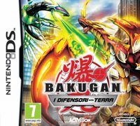 Activision Bakugan: Defenders of the Core Collector's Edition, NDS, ITA, NDS
