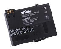 vhbw Akku passend für Siemens A55, A60, A65, A70, A75, C55, C60, CL60, M55, S55, Ersatz für EBA-510, V30145-K1310-X250 für Festnetz Telefon (700mAh)