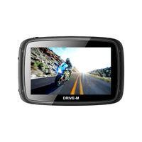 5 Zoll GPS Navigationsgerät Navi Drive-M Für Motorrad und PKW. wasserdichte.  Bluetooth
