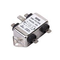 Leistungs EMI Filter HA25L 6A 50 / 60Hz AC 250V 6A Netzfilter