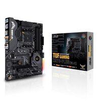 ASUS TUF Gaming X570-Plus (WI-FI) - AMD - Socket AM4 - AMD Ryzen - DDR4-SDRAM - DIMM - 128 GB