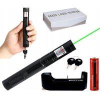 LASERPUNKT GRÜN Reichweite SEHR STARK Batterien LASERPOINTER Laser Point Green Beam Extremer Laserpointer