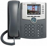 Cisco SPA525G2, IP-Telefon, Grau, ABS, 5 Zeilen, LCD, 8,13 cm (3.2 Zoll)