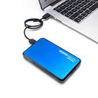 Professionelle hochwertige 6 TB Super-Speed USB 3.0 SATA Festplatte Festplatte Box 2,5 Zoll