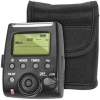 Meike TTL-Blitzgerät, Aufsteckblitz mit Tasche | Geeignet für Canon EOS Kameras - MK-300