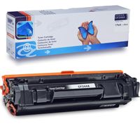 Toner kompatibel für HP LaserJet Pro MFP M 28 w Drucker, Tonerkartusche Schwarz für 1.000 Seiten ersetzt CF244A / 44A