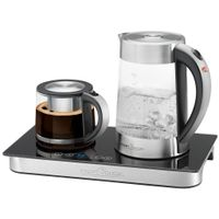 ProfiCook Tee-/Kaffeestation 2250 W Silber PC-TKS 1056