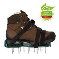 UPP Rasen-Lüfter-Schuhe bis Gr. 46 Riemen flexibel einstellbar