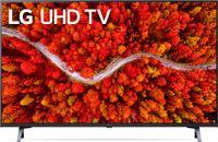 LG 4K Ultra HD LED TV 109cm (43 Zoll)  43UP80009LA, Triple Tuner, HDR10 Pro, Smart TV