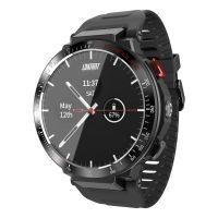 LOKMAT 1,6 Zoll 4G Smart Watch Full Touch 800mAh Akku Kamera Musik er Video-Chat Herzfrequenzueberwachung Multi-Sport-Modus Wasserdichtes Outdoor-Sport-Armband fuer Maenner Frauen