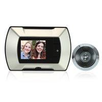 """2,4 """"TFT LCD Visuelle Monitor Türspion Wireless Viewer Kamera Digitale Elektrische Türklingel Monitor"""