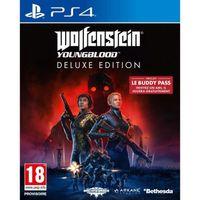 Wolfenstein: Youngblood Deluxe Edition PS4-Spiel