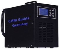 CHM GmbH® Ozongerät Ozongenerator mit UV Lampe 10g/h Luftreiniger, Ozonreiniger
