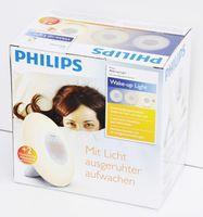 Philips Wake-Up Light Aufwachen Mit Licht Wecker Hf3505