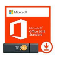 Microsoft® Office 2019 Standard 32 bit & 64 bit - Original Aktivierungsschlüssel mit USB Stick von - TPFNet®