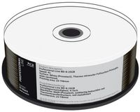 25 Professional Rohlinge Blu-ray BD-R full printable Thermo 25GB 4x Spindel