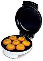 Howell HO.MF234, Cupcake maker, 7 Kuchen, Schwarz, Weiß, 750 W, 220-240 V, 50 Hz