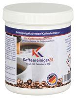 Reinigungstabletten für Kaffeevollautomaten 120 Stück a´2g