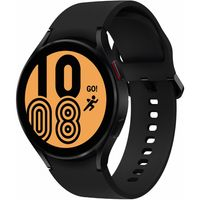 Samsung Galaxy Watch4 R870 44 mm Aluminium Bluetooth - Smartwatch - schwarz