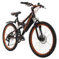 "Jugendfahrrad Mountainbike Fully 24"" Bliss KS Cycling 640K, 641K, 642K, 651K"