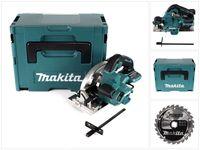 Makita DHS 660 ZJ Akku Handkreissäge 18V 165 mm Solo im Makpac - ohne Akku, ohne Ladegerät