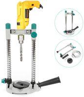 Mobiler Bohrmaschinenhalter Bohrständer 42.5 mm Mobil Bohrmaschinenständer 45° Einstellbar Bohrhilfe Ständer