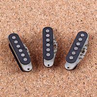 1 Stück Hals Pickup1 Stück Bridge Pickup1 Stück mittlerer Tonabnehmer