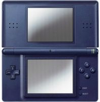 Nintendo DS Lite, Nintendo DS, Blau, 7,62 cm (3 Zoll), 256 x 192 Pixel, 262144 Farben, 7,62 cm (3 Zoll)