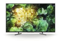 Sony KD-49XH8196 LED Fernseher 49 Zoll 4K UHD Smart TV HDR schwarz
