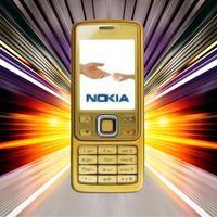 Nokia 6300  Telefone Handy Mobiltelefon GOLD TOP Sim Frei