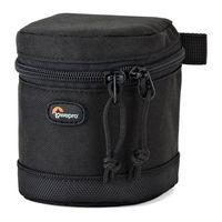 Lowepro Lens Case 7x8 Cm Black One Size