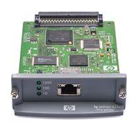 HP Jetdirect 635n, Grün, Grau, 32 MB, 8 MB, Ethernet-LAN, IEEE 802.3,IEEE 802.3ab,IEEE 802.3u, 10,100,1000 Mbit/s