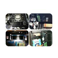 Kuehlkoerper M.2 Solid State Drive Kuehlkoerper M.2 2280 SSD Kuehler M.2 SSD Kuehlweste Schwarz