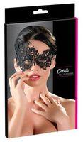 Cottelli Collection Accessoires Augenmaske - Farbe: schwarz