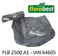 Florabest Laubsauger Fangsack mit Halterung FLB 2500 A1 IAN 64605 Lidl Florabest