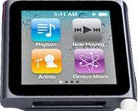 """Apple 16GB iPod nano iPod, Schwarz, Flash-media, 16 GB, LCD, 3,91 cm (1.54""""), 240 x 240 Pixel"""