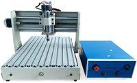 USB CNC Fräser Gravur CNC Fräsmaschine Laser Engraving Machine 4-Achsen 3040 Graviermaschine Graviergerat Graveur Maschinengravur 400W