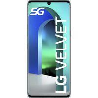 LG Velvet 5G Dual Sim 128GB Aurora Green 6,8'' Android Smartphone Triple-Kamera