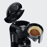 SEVERIN Kaffeemaschine KA 9253 schwarz/Edelstahl