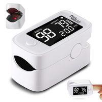 "Pulsoximeter Oximeter Finger Pulse mit 1.5"" HD LED Display u. MCU-Modul Sauerstoffsättigungsmonitor Blutoximeter"
