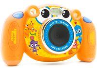 Easypix Kiddypix Kindercamera Robozz mit Bilderrahmen und Spielen