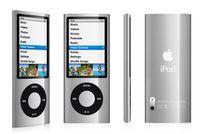 """Apple iPod nano 16GB, Silver iPod nano, Flash-media, 16 GB, LCD, 50.8 mm (2 """"), 320 x 240 Pixel, AAC, AIFF, MP3, WAV"""